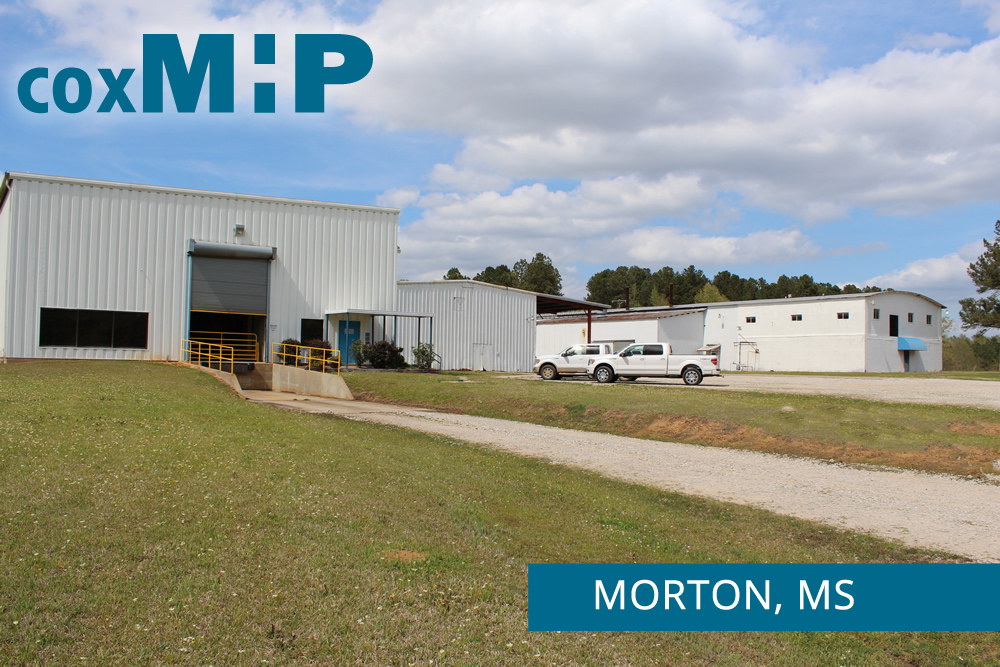 CoxMHP Morton Mississippi AS9100 Machine Shop Contract Manufacturer