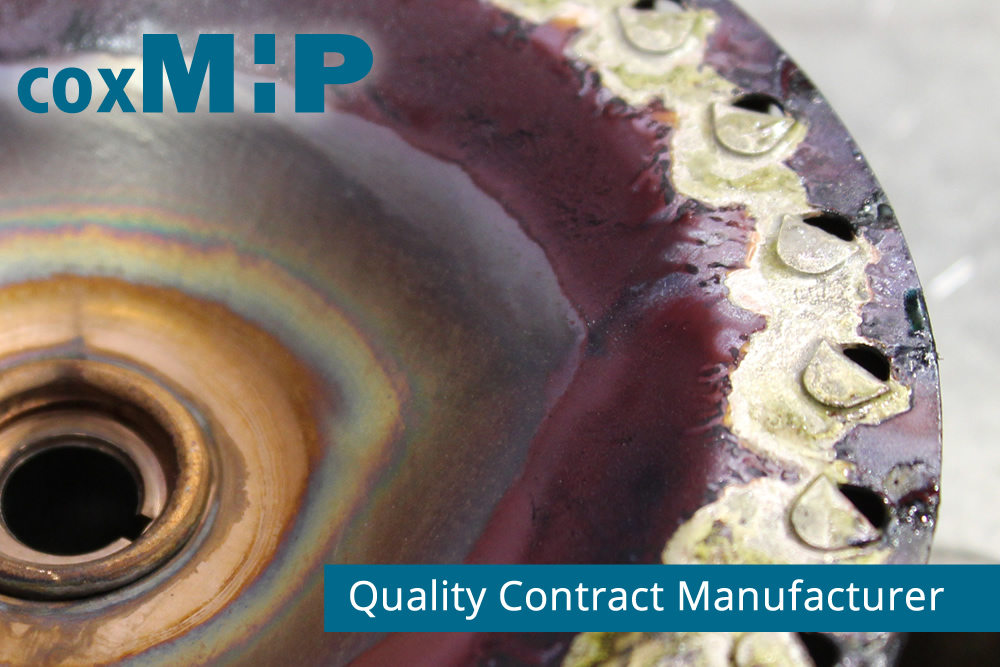 Contract Manufacturer with high quality standards.