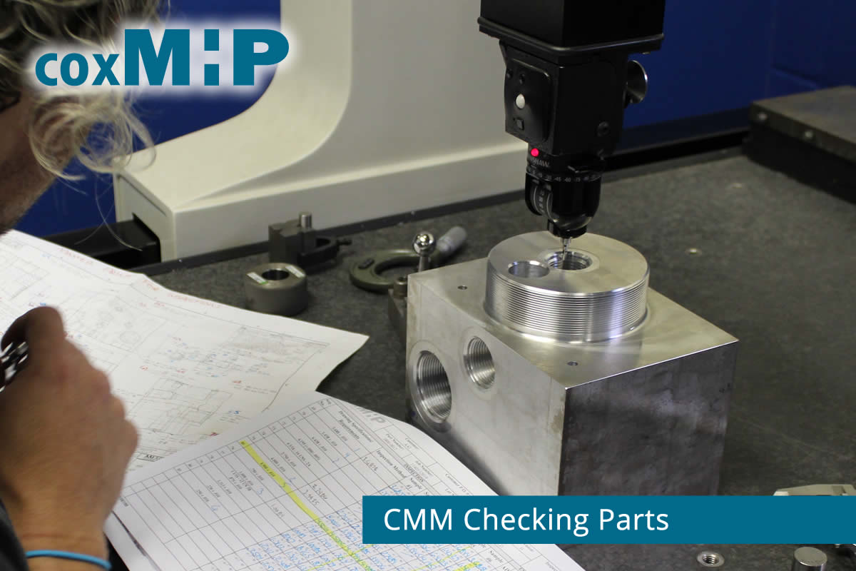CMM Part Checking